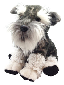 Animal Planet Hund Schnauzer fra Wild Republic 30 cm