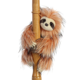 Aurora World Dovendyr Bamse - Luxe Boutique Skyler Sloth 35 cm