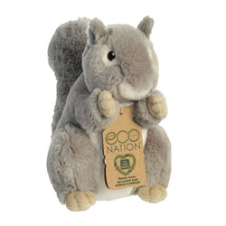 Aurora World Eco Nation Egern Bamse 18 cm