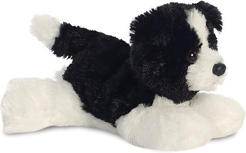 Aurora World Flopsie Lille Border Collie Bamse 20 cm
