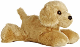 Aurora World Mini Flopsie Golden Retriever Bamse 20 cm