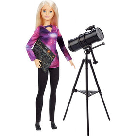 Barbie Dukke National Geographic Astrofysiker