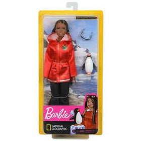 Barbie Dukke National Geographic Marine Biolog
