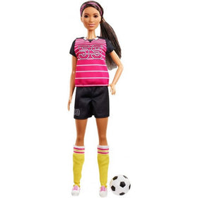 Barbie You can be Anything Fodboldspiller 9x31cm