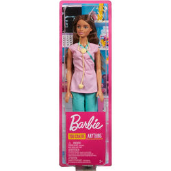 Barbie You can be Anything Sygeplejerske