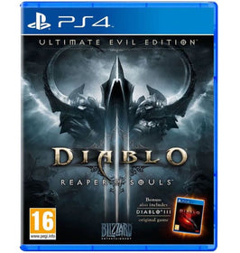 PS4 Diablo III: Reaper of Souls - Ultimate Evil Edition