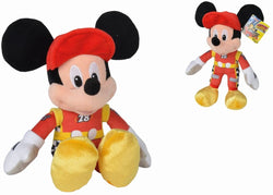 Disney Junior Mickey and The Roadster Racers Bamse 30 cm