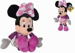Disney Junior Mickey and The Roadster Racers Minnie Bamse 30 cm