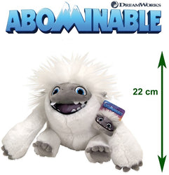 DreamWorks Abominable Everest The Young Yeti Bamse 22cm