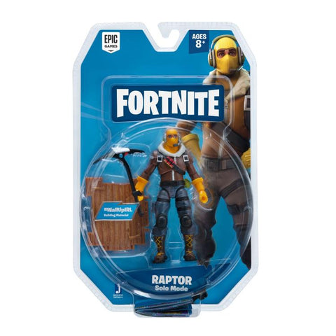 FORTNITE RAPTOR Solo Mode Core Figure 10 cm