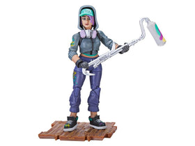 FORTNITE Teknique Solo Mode Core Figure 10 cm