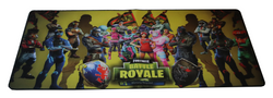 Fortnite Gamer Musemåtte Stor XXL Model B 90 cm x 40 cm
