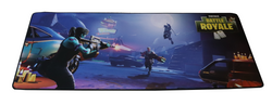 Fortnite Gamer Musemåtte Stor XXL Model G 90 cm x 40 cm