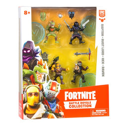 Fortnite Battle Royale Collection Raptor, Rust Lord, Rex, Raven 63519