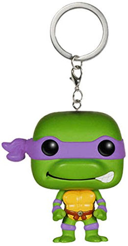 Funko Nickelodeon Teenage Mutant Ninja Turtles Donatello Nøglering