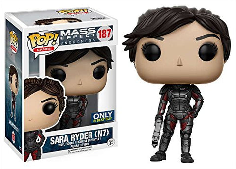 Funko Pop! Games Mass Effect Andromeda Sara Ryder Limited Edition 187