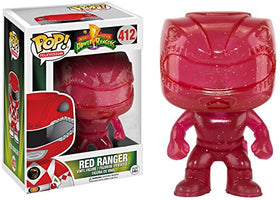 Funko Pop! Television Mighty Morphin Power Ranges Red Ranger 412