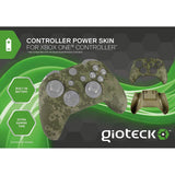 Gioteck Camo Controller Power Skin Xbox One (Built-in Battery)