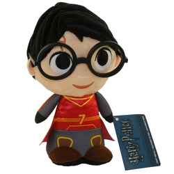 "Funko Harry Potter Bamse ""Quidditch Harry"" 19 cm"