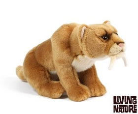 Living Nature Tiger Bamse 30 cm