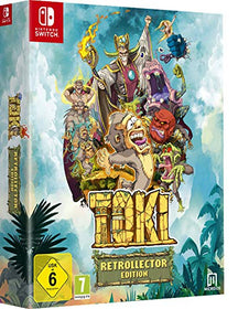 Nintendo Switch TOKI Retrollector Edition