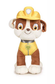 PAW PATROL Nick Jr. RUBBLE Bamse 19 cm
