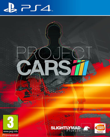 Project CARS Sony PS4 - Racing