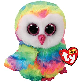 TY Beanie Boo's Collection OWEN Ugle 23cm (TY37143)