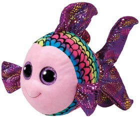 TY Beanie Boo's Collection FLIPPY Fisk 23cm (37150)