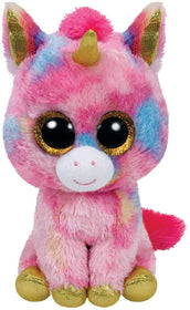 TY Beanie Boo's Collection Fantasia Enhjørning Bamse 15 cm (TY36158)
