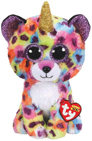 TY Beanie Boo's Collection GISELLE Leopard 23 cm. Medium (36453)