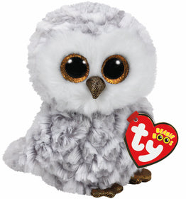 TY Beanie Boo's Collection OWLETTE Ugle 15cm (TY37201)