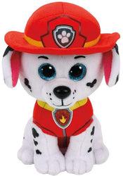 TY Beanie Boo's Collection PAW PATROL MARSHALL Bamse 15cm (TY41211)