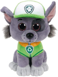 TY Beanie Boo's Collection PAW PATROL ROCKY Bamse 15 cm (41212)