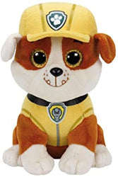TY Beanie Boo's Collection PAW PATROL RUBBLE Bulldog 15cm (TY41209)
