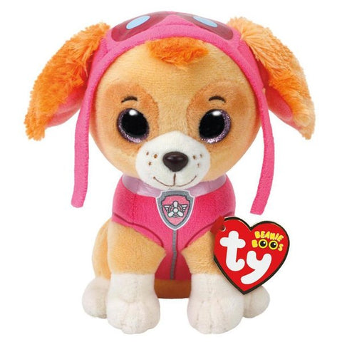 TY Beanie Boo's Collection PAW PATROL SKYE Bamse 15cm (TY41210)