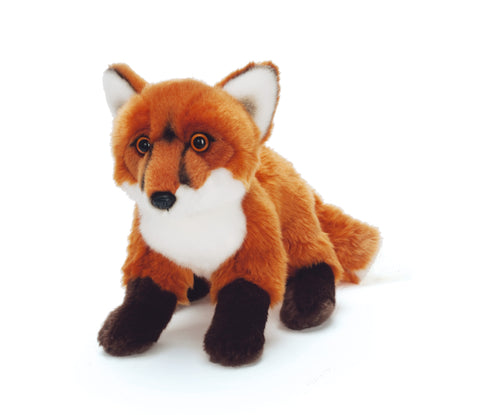 Teddykompaniet Forest Animals Ræv 23 cm Soft Toy (7091)