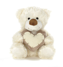 Teddykompaniet Teddy Bear Olle with Heart 2167 (17cm)