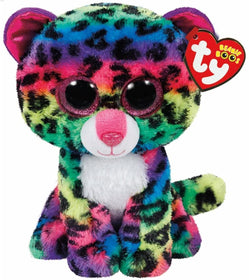 Ty Beanie Boo's Collection BUDDY Dotty Leopard 24cm (TY37074)