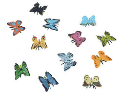 "Wild Republic Mini Sommerfugle ""Butterfly Collection Collection"" 12 stk."