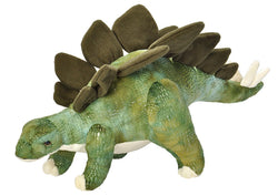 Wild Republic Animal Planet Stegosaurus Dinosaur Bamse 38 cm
