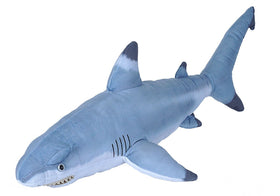Wild Republic Blacktip Haj Bamse - Living Ocean Blacktip Shark 76 cm