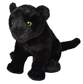 Wild Republic CK Sort Jaguar Bamse 30 cm