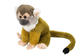 Wild Republic Abe Bamse - CK Mini Squirrel Monkey 20 cm
