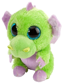 "Wild Republic Li'l Sweet & Sassy ""Sour Apple"" Drage Bamse 13 cm"