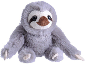 Wild Republic Mini Dovendyr Bamse - Lil's Mini Sloth 12 cm