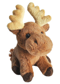 Wild Republic Mini Elg Bamse - CK Lil's Moose 15 cm