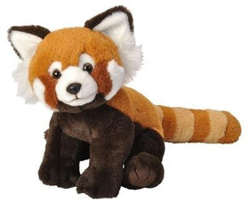 Wild Republic Rød Panda Bamse - Biodiversity is Us Red Panda 25 cm