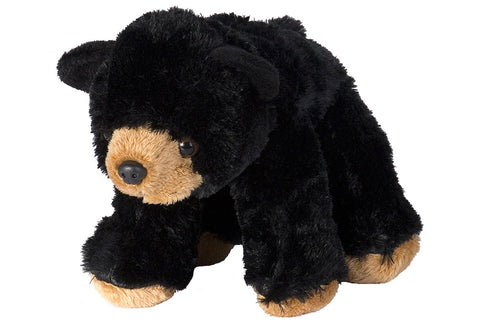Wild Republic Lille Sort Bjørn Bamse - CK Mini Black Bear 20 cm