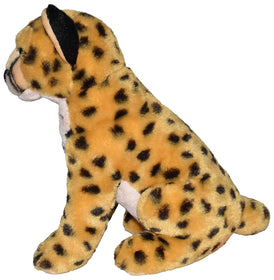 Wild Republic Stor Gepard Bamse - Traditional Cheetah Large 35 cm